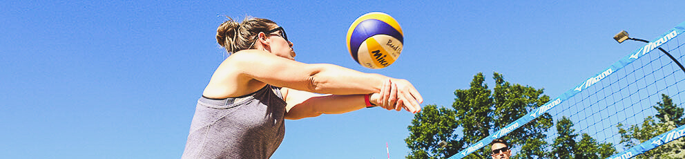 ESSC - Discover Beach Volleyball