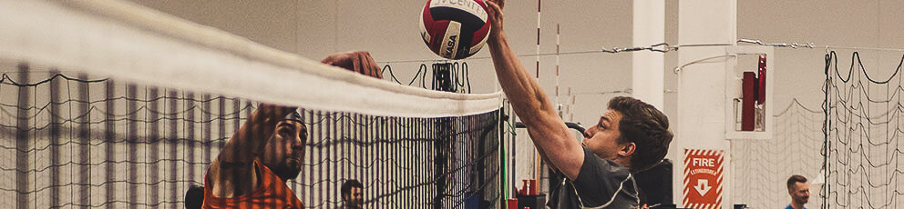 ESSC - Discover Indoor Volleyball